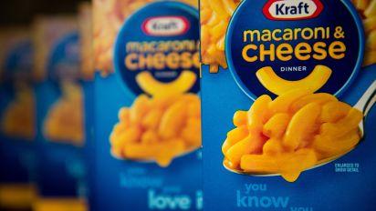 Kraft Heinz CEO: Mac & cheese sales are soaring