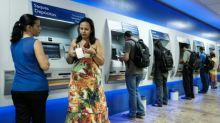 """Los brasileños vacían las """"cuentas dormidas"""" de un fondo de indemnización"""