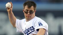 Joc Pederson's brother, Champ, was the Golden State Warriors MVP for a night