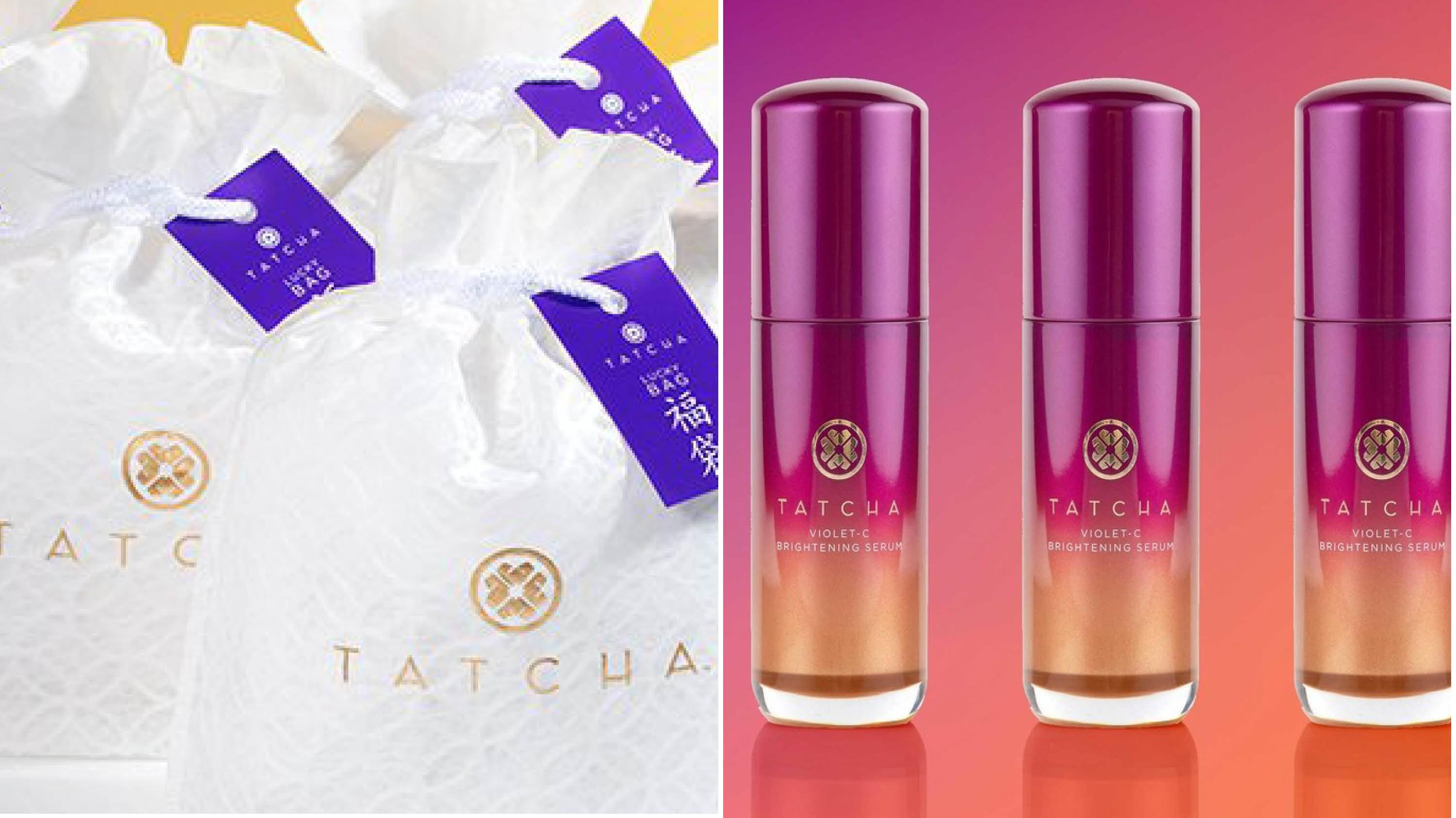 cf67e1f3a1 Tatcha Is Giving Out Mystery Bags of Skin Care Worth Over $100 — But ...
