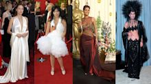 The best and worst Oscar dresses of all time