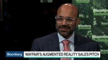 Wayfair's Big Bet on Augmented Reality
