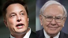 Elon Musk Soars Past Warren Buffett on Billionaires Ranking