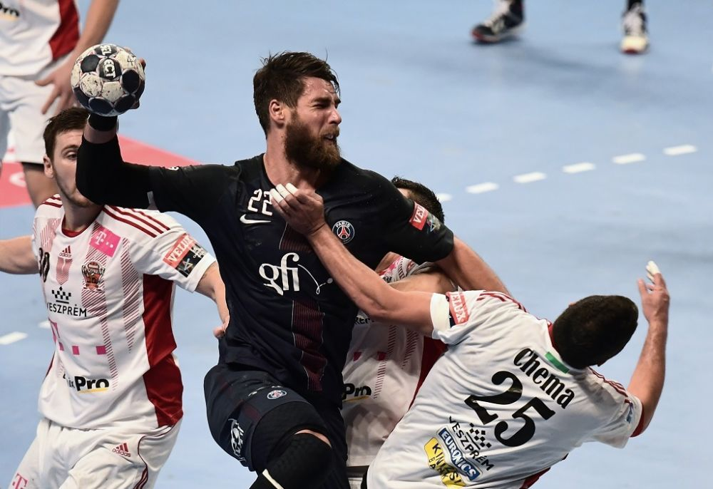 Hand - Ligue des champions: le PSG bousculé mais qualifié pour le Final Four