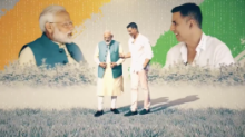 Watch: Akshay Kumar's 'Informal' Chat With PM Modi
