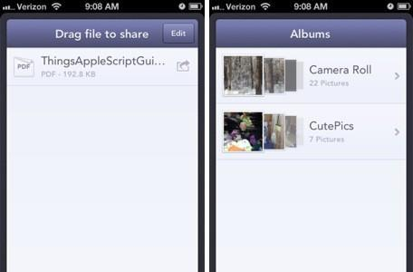 Friday Favorite: Use Instashare to easily share files between your Mac and iPhone