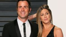 Justin Theroux breaks his silence on 'heartbreaking' split from Jennifer Aniston