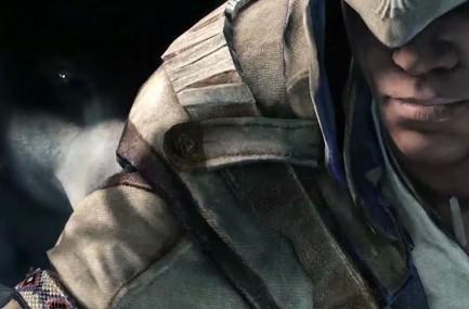 Watch Connor face down a damn bear in Assassin's Creed 3