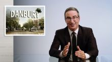 City won't waste John Oliver's donation, on 1 condition