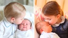 The One Thing You Might've Missed In The Royal Baby Pictures