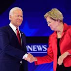 New poll shows Joe Biden and Elizabeth Warren making gains in the Democratic field
