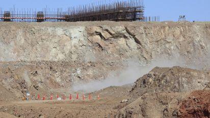 Rio Tinto cuts reserves at Oyu Tolgoi