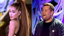 'Titanic' recibe un remake pop gracias a Ariana Grande y James Corden