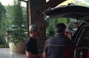 Eddy Cue also attending Sun Valley Conference