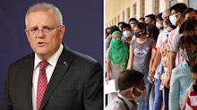 Scott Morrison responds to backlash over controversial Covid rule