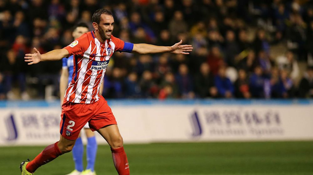 Lleida Esportiu 0 Atletico Madrid 4: Diego Costa nets on return in easy Copa del Rey win