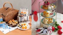 夏日7間afternoon tea推介!梳乎厘、Mövenpick雪糕無限量任食下午茶