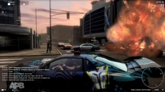 All Points Bulletin video podcast a first look at gameplay