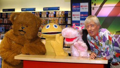 'Rainbow' puppeteer unzips saucy secrets