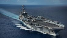 US aircraft carrier starts drill with South Korean navy