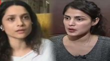 Ankita Lokhande gives befitting reply to Rhea on her latest interview