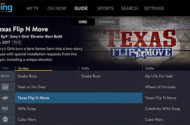 Sling TV rolls out improved UI features on Apple TV