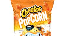 Cheetos Pops Into The New Year With Launch Of Cheetos Popcorn In Stores Nationwide