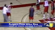 Rutgers video: Valley coaches disturbed