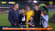 Socceroos send Tim Cahill out in style