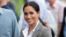 Duchess Meghan says she is 'running on adrenaline' during royal tour