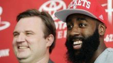 Report: James Harden wanted to leave Rockets before Daryl Morey departed