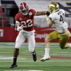 NFL draft betting: Will Round 1 go without a running back for first time since 2014?