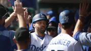 Kemp's Dodgers reunion exceeding expectations