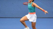 US Open (F) - US Open : Caroline Garcia s'offre Karolina Pliskova