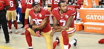 Trump weighs in on NFL's decision on anthem protest