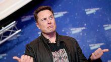 Elon Musk's 1-word tweet pumped $5bn into this stock