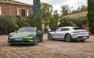 Porsche Taycan Cross Turismo發表,強大置物機能與輕越野能力為焦點!