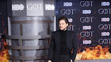 Kit Harington says that 'Game of Thrones' critics can 'go f**k themselves'