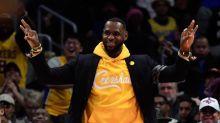 NBA/華盛頓紅人新隊名出爐 詹皇睡醒看到笑歪了