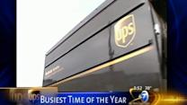 UPS' Busiest Day at Hodgkins Shipping Facility