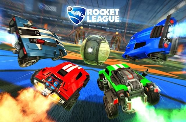 Free-to-play 'Rocket League' won't need PS Plus or Switch Online plans