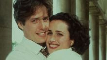 Sorry Hugh Grant! Richard Curtis wanted to cast Alan Rickman in Four Weddings and a Funeral
