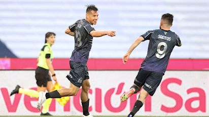 El Torneo 2021. Talleres disfruta del Auzqui goleador y venció a Arsenal en Córdoba