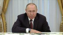 Putin: Rusia reducirá el gasto militar