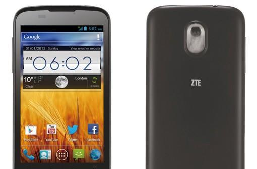 ZTE Blade III reaches the UK through Virgin Media