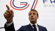 G7 concorda em ajudar Amazônia 'o mais rápido possível', diz Macron