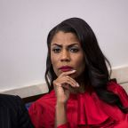 Omarosa says she wasn't fired from her White House position — she quit