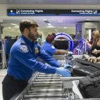 Record number of guns found at US airport checkpoints in 2019