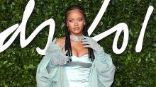 Rihanna no permite que nadie le maquille las cejas ni los labios