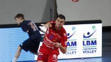 Volley - ALL - Allemagne: Pierre Pujol, Samuele Tuia, Timothée Carle et Cédric Enard remportent la Supercoupe avec Berlin
